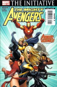 The Mighty Avengers #1 (2007)