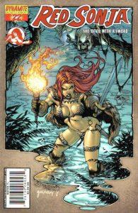 Red Sonja #22 (2007)