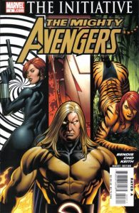 The Mighty Avengers #3 (2007)