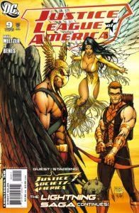 Justice League of America #9 (2007)