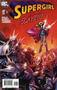 Supergirl #17 (2007)