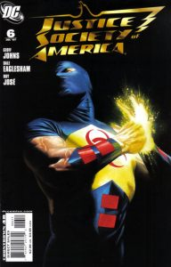 Justice Society of America #6 (2007)