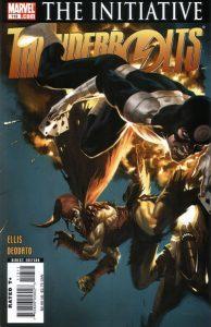 Thunderbolts #113 (2007)