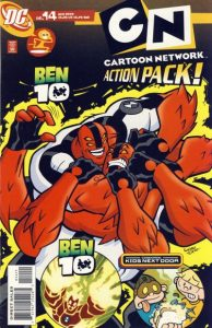 Cartoon Network Action Pack #14 (2007)