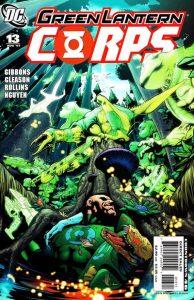 Green Lantern Corps #13 (2007)