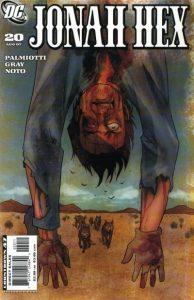 Jonah Hex #20 (2007)