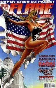 Flare Adventures #19 (2007)