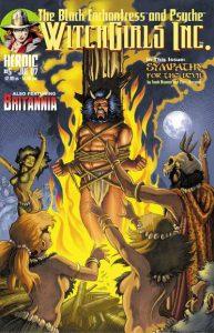 Witchgirls Inc. #5 (2007)