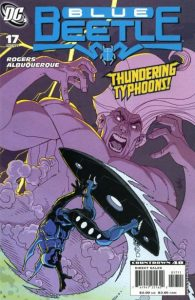 The Blue Beetle #17 (2007)