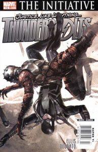 Thunderbolts #114 (2007)