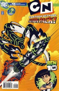Cartoon Network Action Pack #15 (2007)