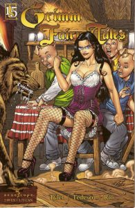 Grimm Fairy Tales #15 (2007)