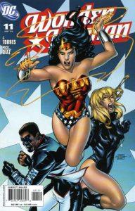 Wonder Woman #11 (2007)