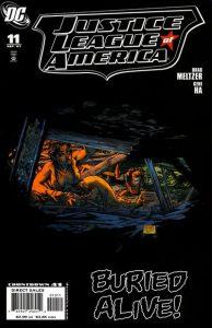Justice League of America #11 (2007)