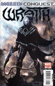 Annihilation: Conquest - Wraith #1