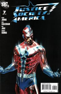 Justice Society of America #7 (2007)