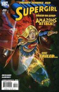 Supergirl #20 (2007)