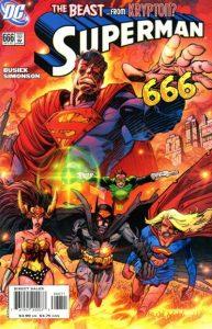 Superman #666 (2007)