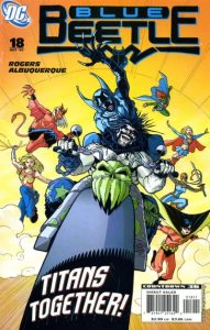 The Blue Beetle #18 (2007)