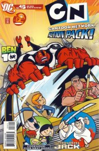 Cartoon Network Action Pack #16 (2007)