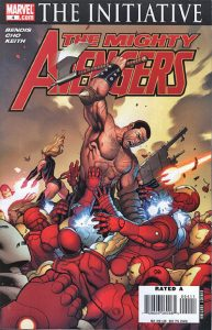 The Mighty Avengers #4 (2007)