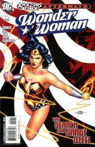 Wonder Woman #12 (2007)