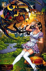 Grimm Fairy Tales #16 (2007)