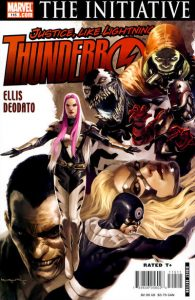 Thunderbolts #115 (2007)