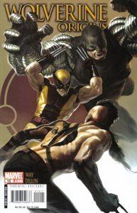 Wolverine: Origins #15 (2007)