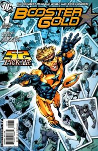 Booster Gold #1 (2007)