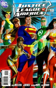 Justice League of America #12 (2007)