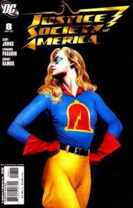Justice Society of America #8 (2007)