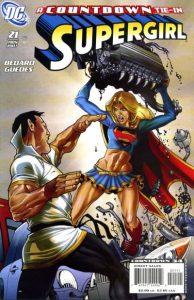 Supergirl #21 (2007)