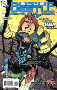 The Blue Beetle #19 (2007)