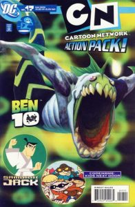 Cartoon Network Action Pack #17 (2007)