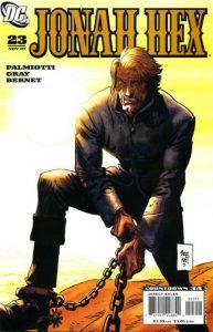 Jonah Hex #23 (2007)
