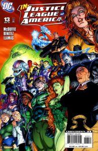 Justice League of America #13 (2007)