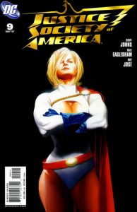 Justice Society of America #9 (2007)