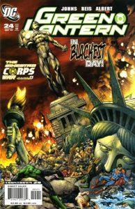 Green Lantern #24 (2007)