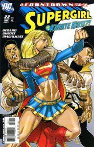 Supergirl #22 (2007)
