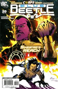 The Blue Beetle #20 (2007)