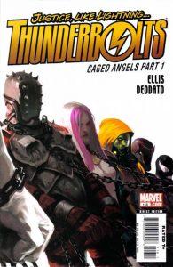 Thunderbolts #116 (2007)