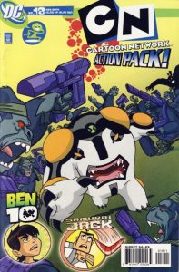 Cartoon Network Action Pack #18 (2007)