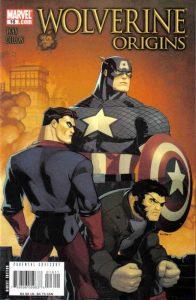 Wolverine: Origins #16 (2007)