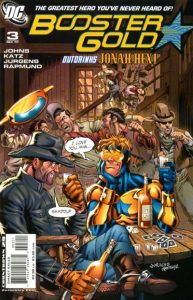 Booster Gold #3 (2007)