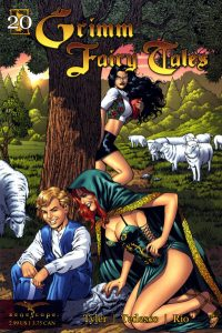 Grimm Fairy Tales #20 (2007)
