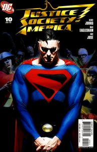 Justice Society of America #10 (2007)