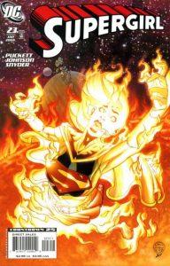 Supergirl #23 (2007)
