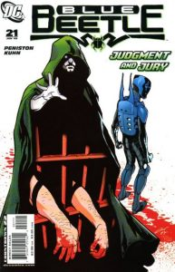 The Blue Beetle #21 (2007)