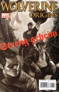 Wolverine: Origins #17 (2007)